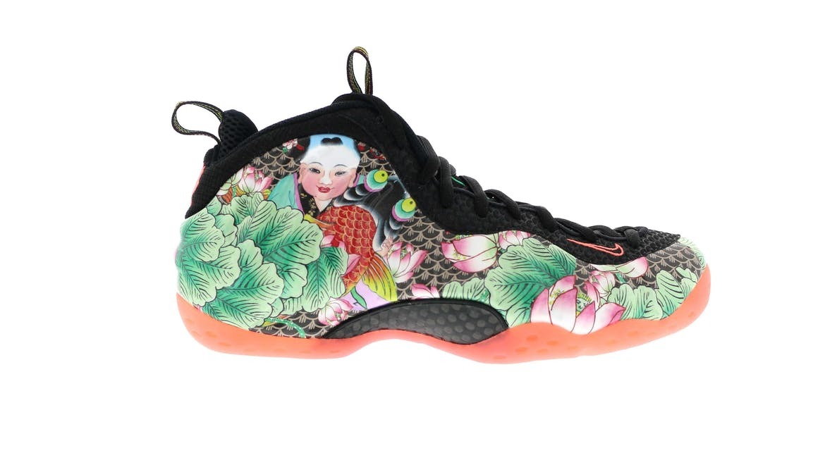 Air Foamposite One Tianjin