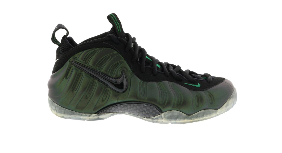 Air Foamposite Pro Pine Green