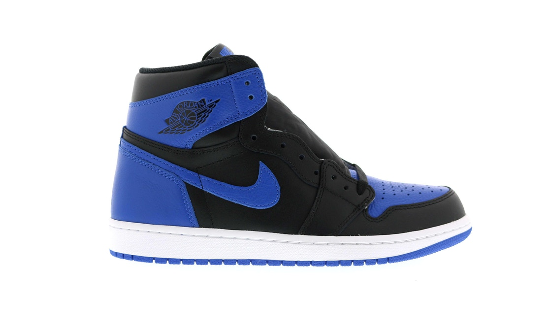 Jordan 1 retro royal 2017 for Jordan royal 1 shirt