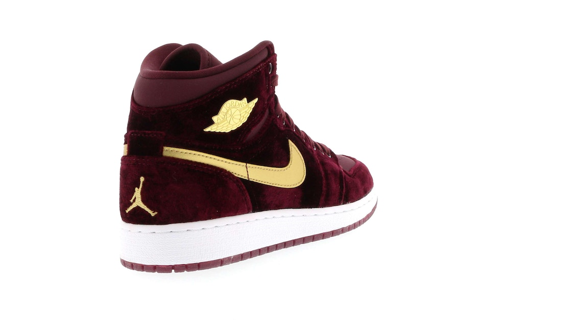 b0c091c8a79 Jordan 1 Retro Heiress Night Maroon (GS) - 832596-640