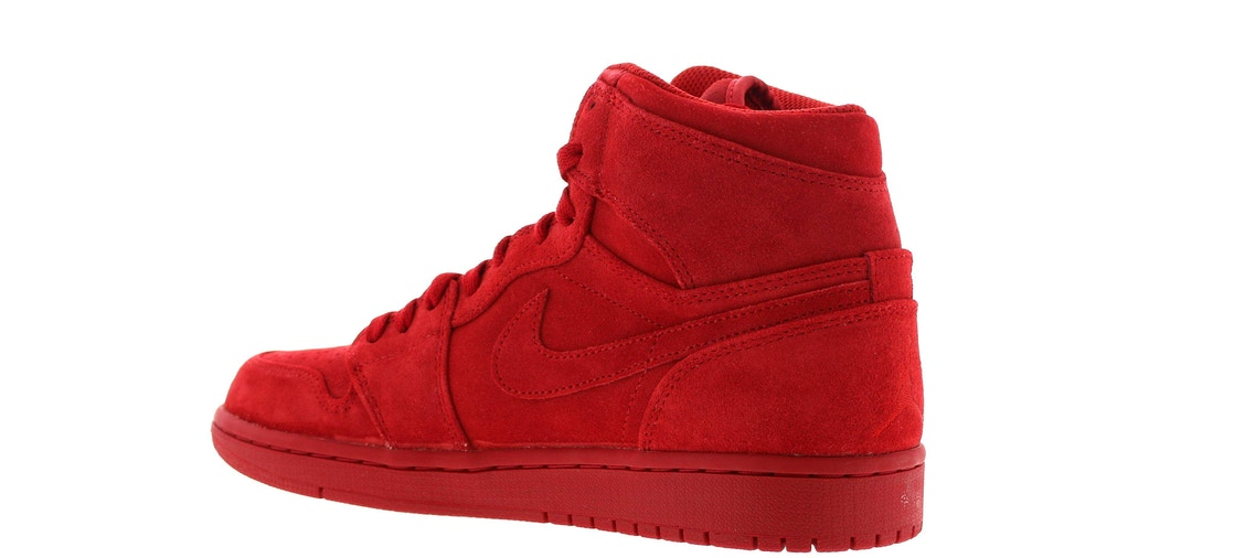 0ead5a6a8689 Jordan 1 Retro Red Suede - 332550-603