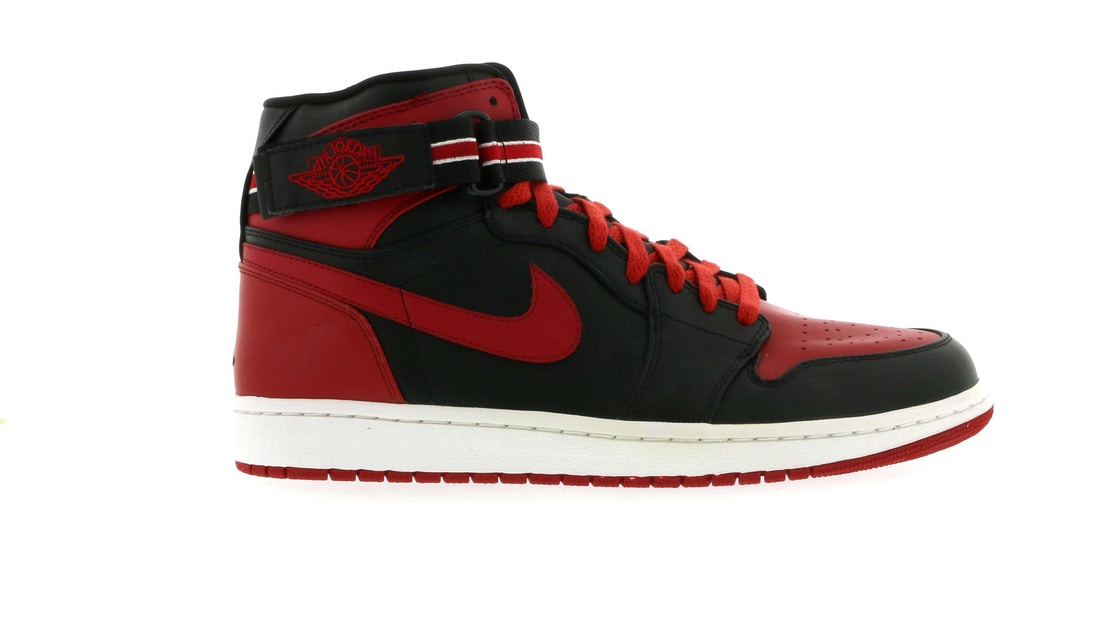 02ae636cf6d Sell. or Ask. Size  10.5. View All Bids. Jordan 1 Retro High Strap Bred
