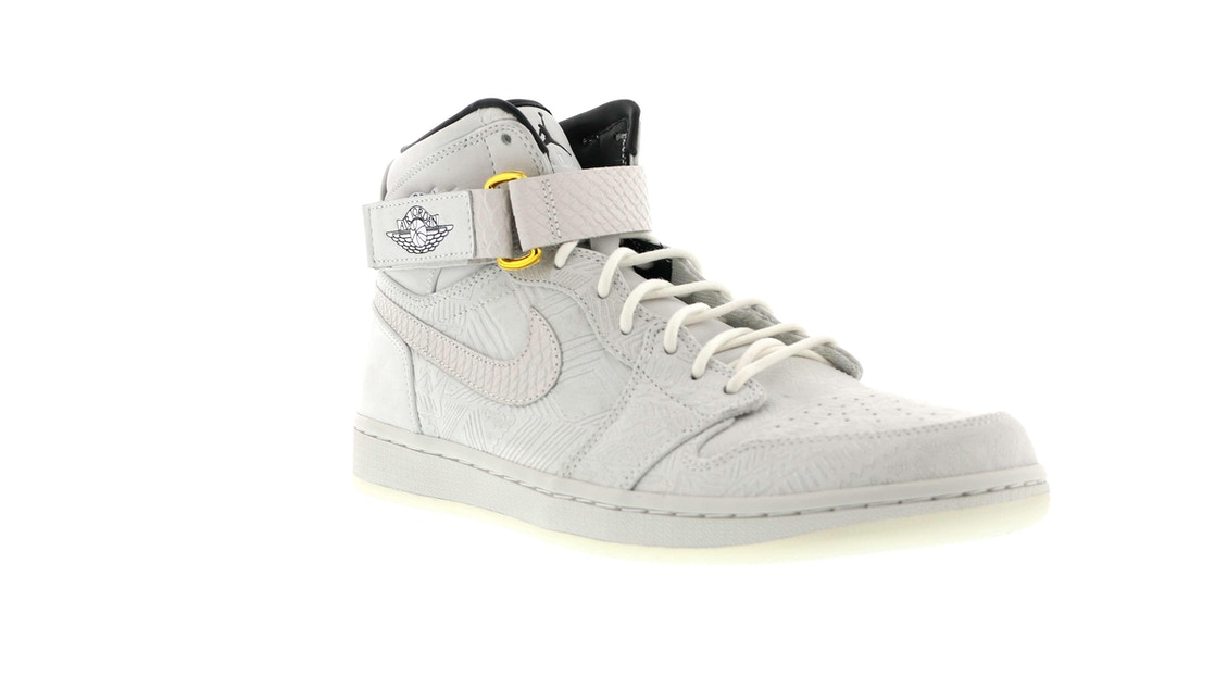 the latest 890bd 6c23f Jordan 1 Retro Just Don BHM - 540847-847
