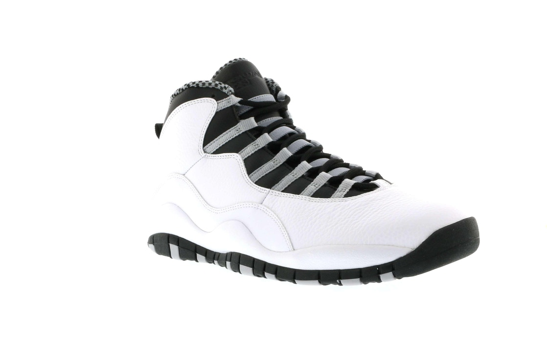 check out 839c6 f0ee5 Jordan 10 Retro Steel (2013)