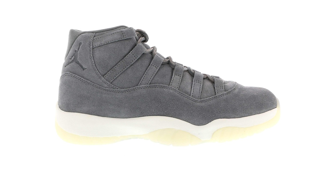 cheap for discount 382d9 0b0b6 Sell. or Ask. Size  12.5. View All Bids. Jordan 11 Retro Pinnacle Grey Suede
