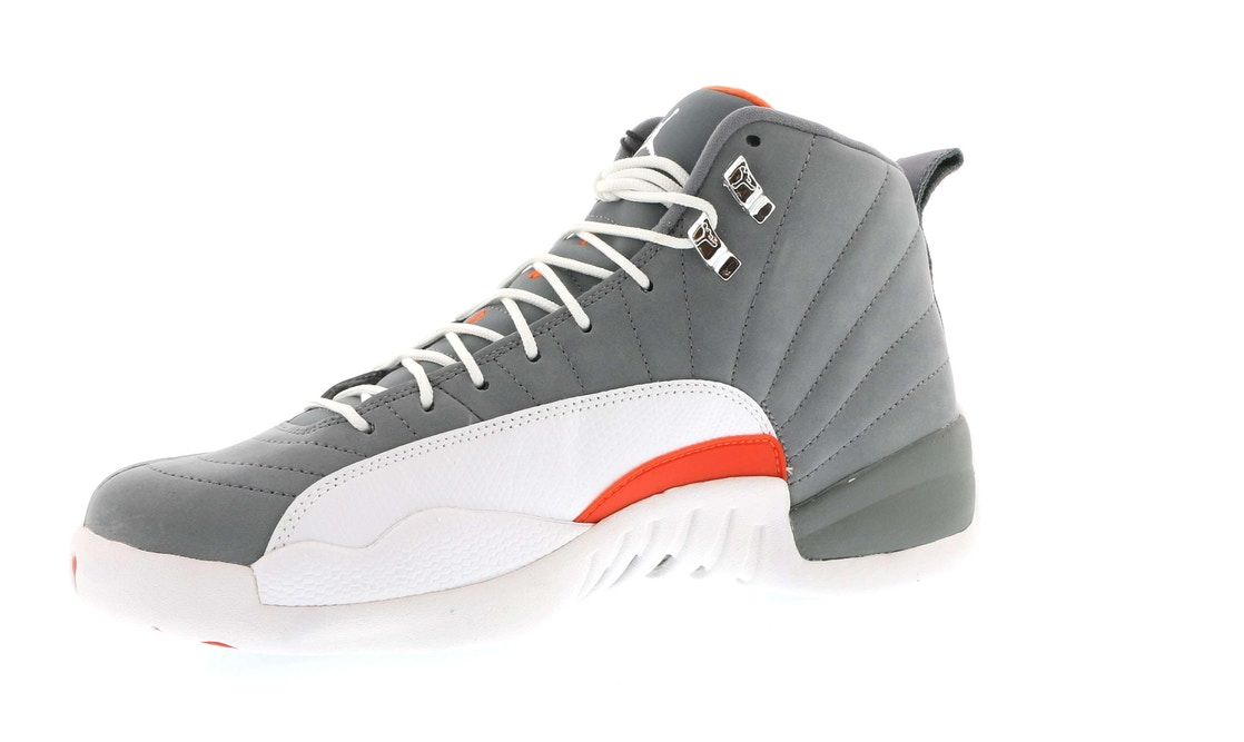san francisco bc078 3a3cc Jordan 12 Retro Cool Grey