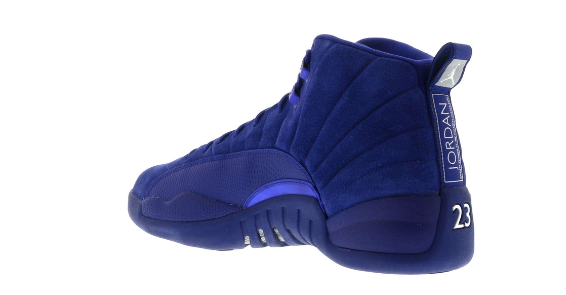 Jordan 12 Retro Deep Royal Blue - 130690-400 469cef9e2