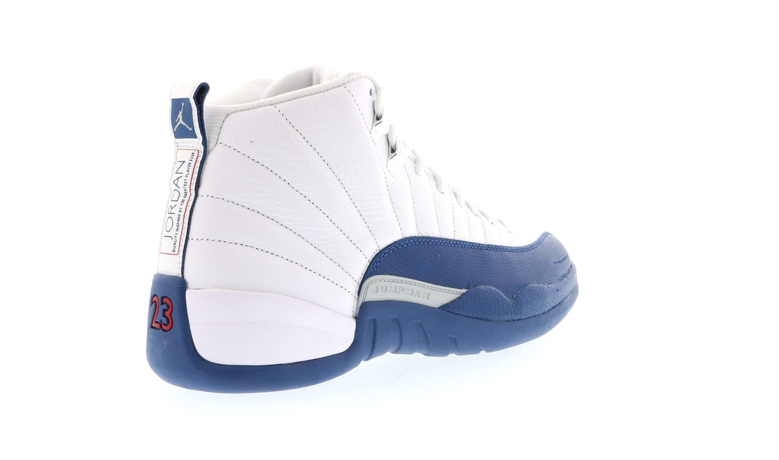 e05eb396b47e Jordan 12 Retro French Blue (2016) - 130690-113