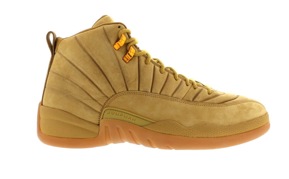 135d08bbc90e56 Sell. or Ask. Size  12. View All Bids. Jordan 12 Retro PSNY Wheat