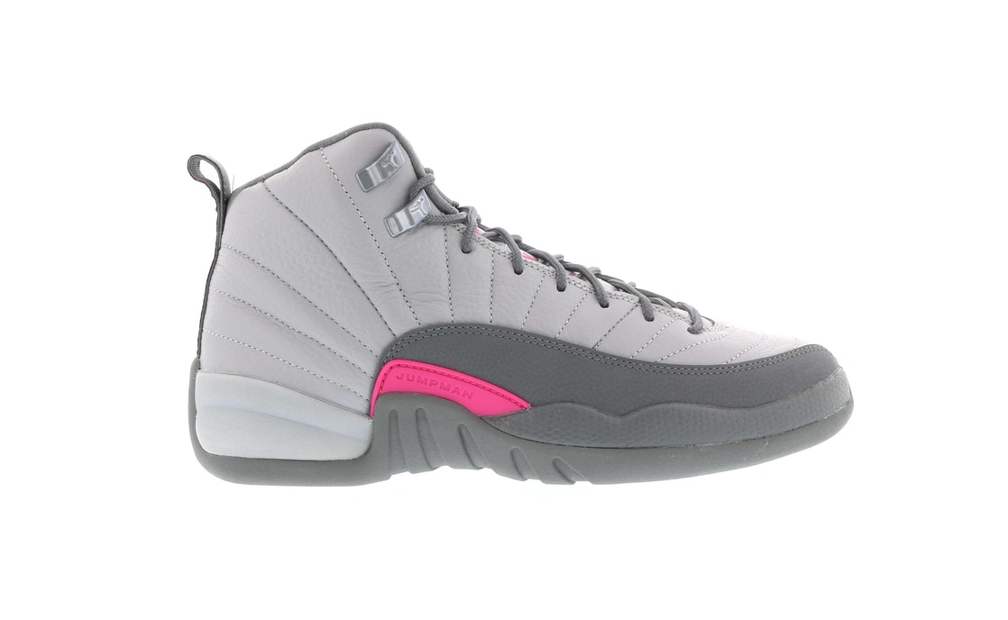 acf9c9d824ab Sell. or Ask. Size  7Y. View All Bids. Jordan 12 Retro Wolf Grey Vivid Pink  (GS)