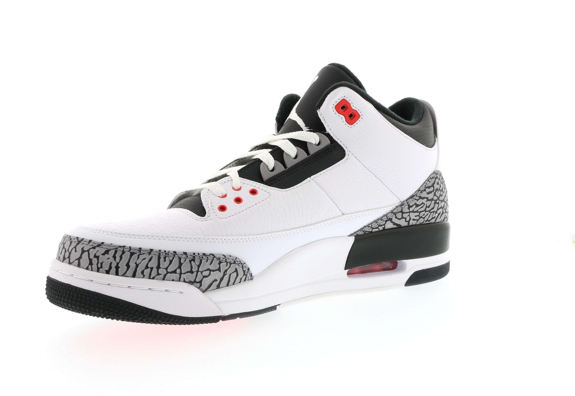 eaaf8f01f12bf2 Air Jordan 3 Retro Infrared 23