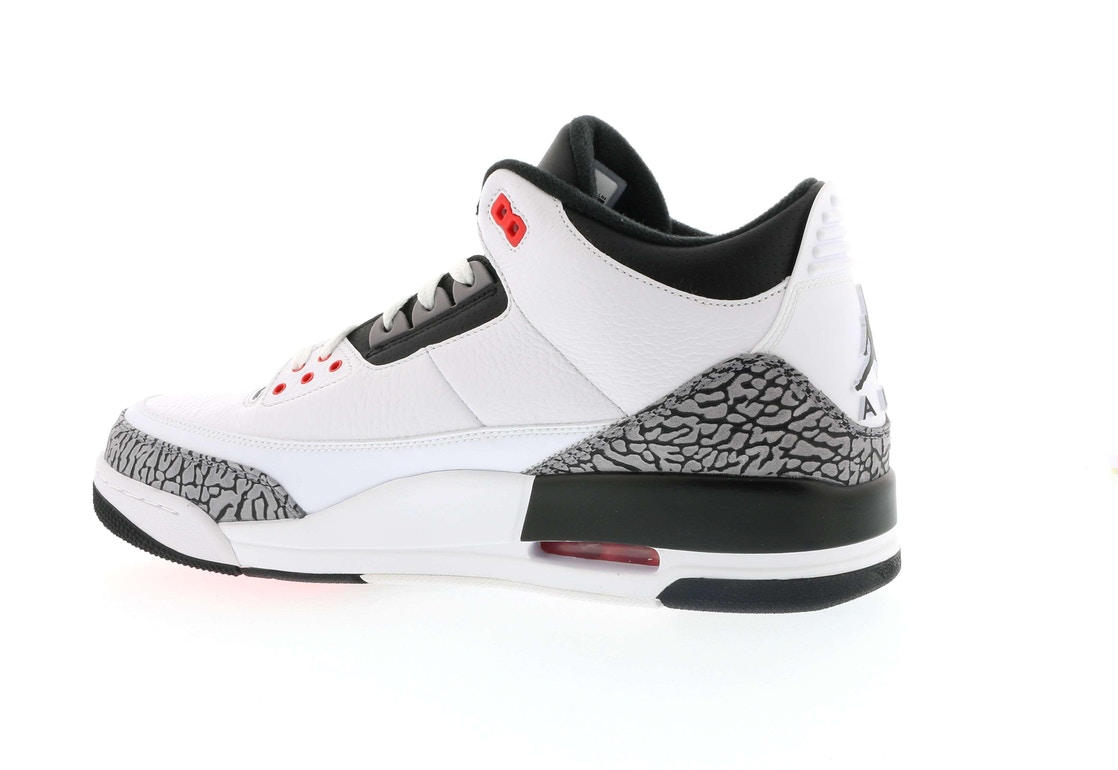best sneakers c2932 60fbc Jordan 3 Retro Infrared 23 - 136064-123