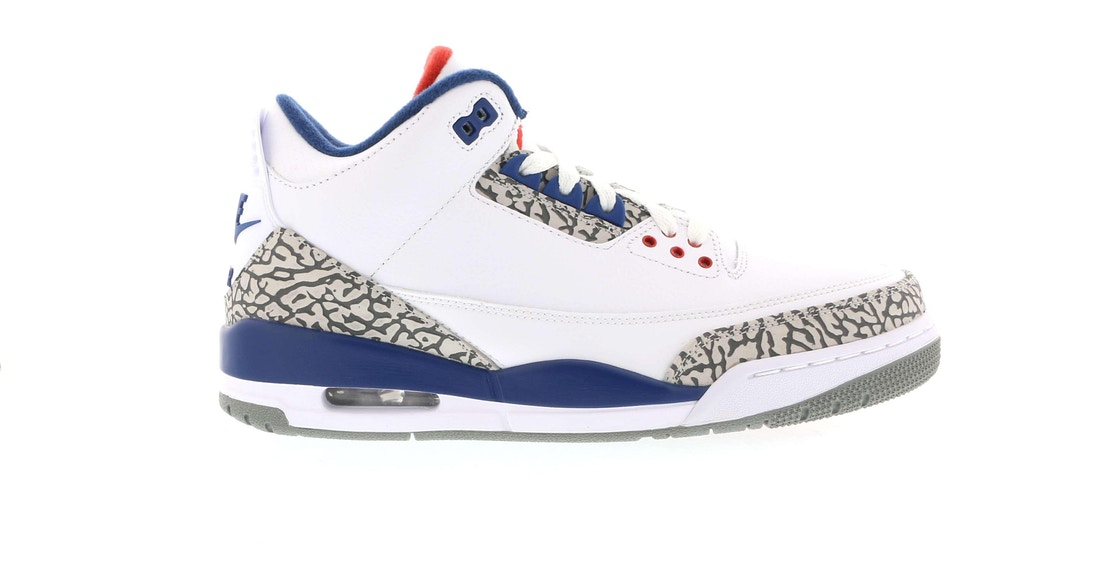 uk availability a632a 577ef Jordan 3 Retro True Blue (2016) - 854262-106