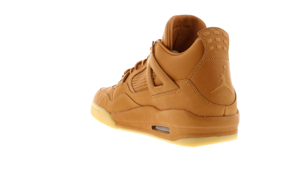 b0f5e2d7f885 Jordan 4 Retro Ginger Wheat - 819139-205
