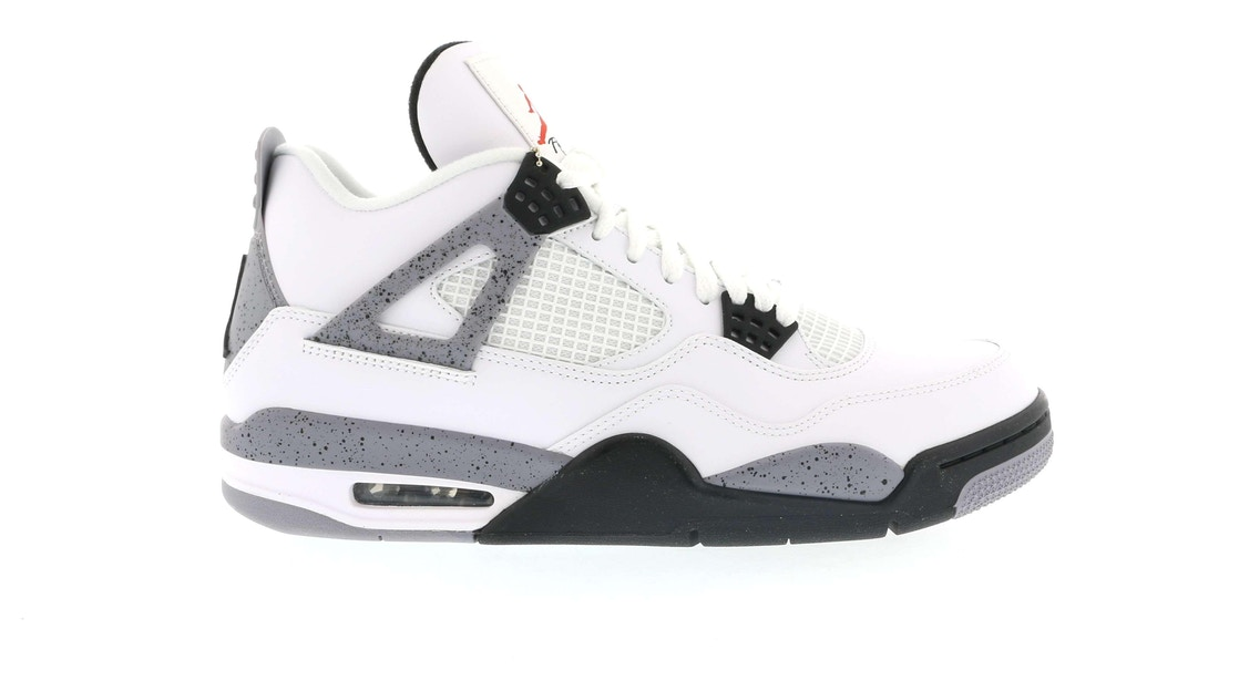 Sell. or Ask. Size 8. View All Bids. Jordan 4 Retro White Cement (2012) 1a41bac14