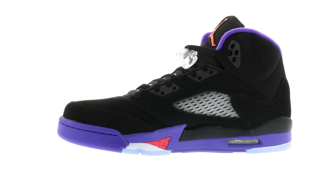 brand new 2d3a4 43dde Jordan 5 Retro Fierce Purple (GS)