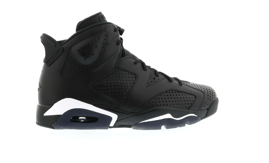 0ec6f9286ec Jordan 6 Retro Black Cat - 384664-020