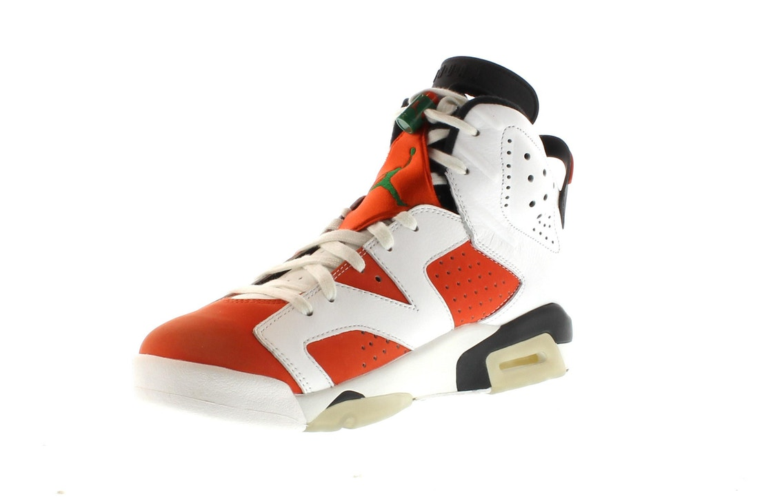 2ad6f81d341e Jordan 6 Retro Gatorade Like Mike White - 384664-145