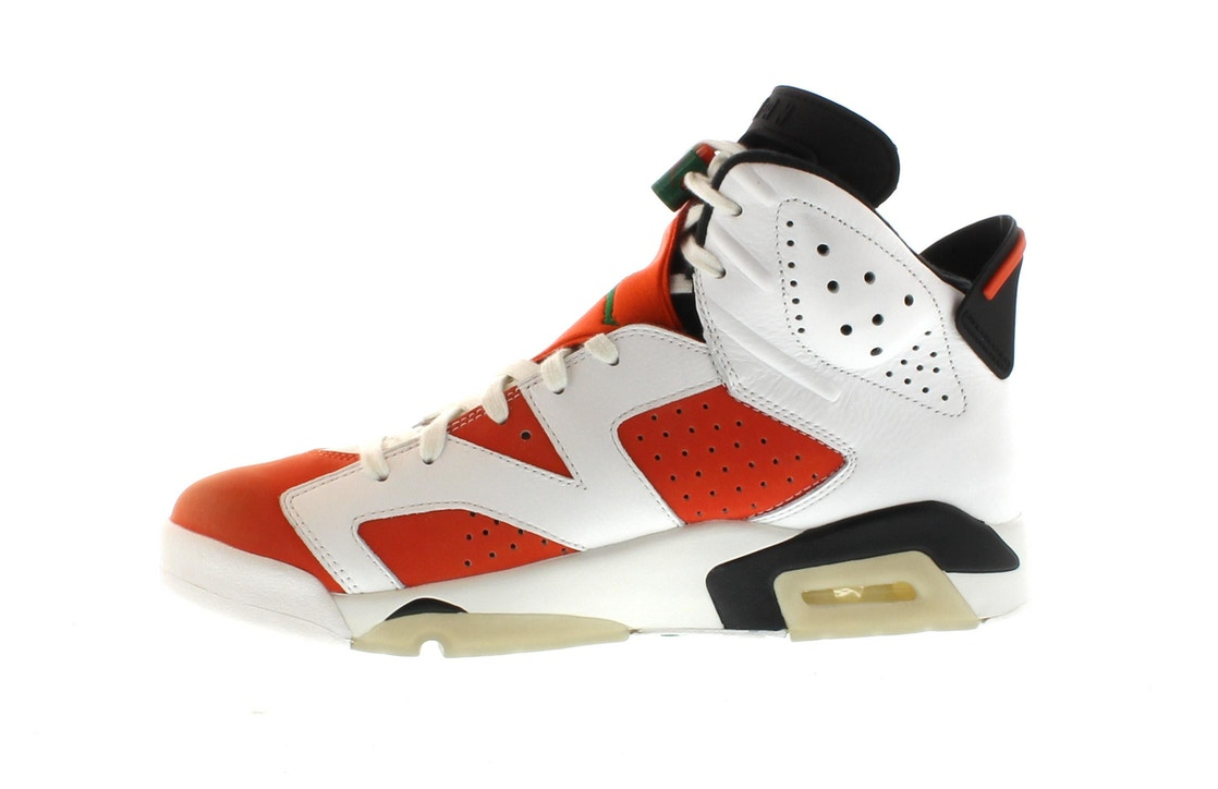 2ae749da942173 Jordan 6 Retro Gatorade Like Mike White - 384664-145