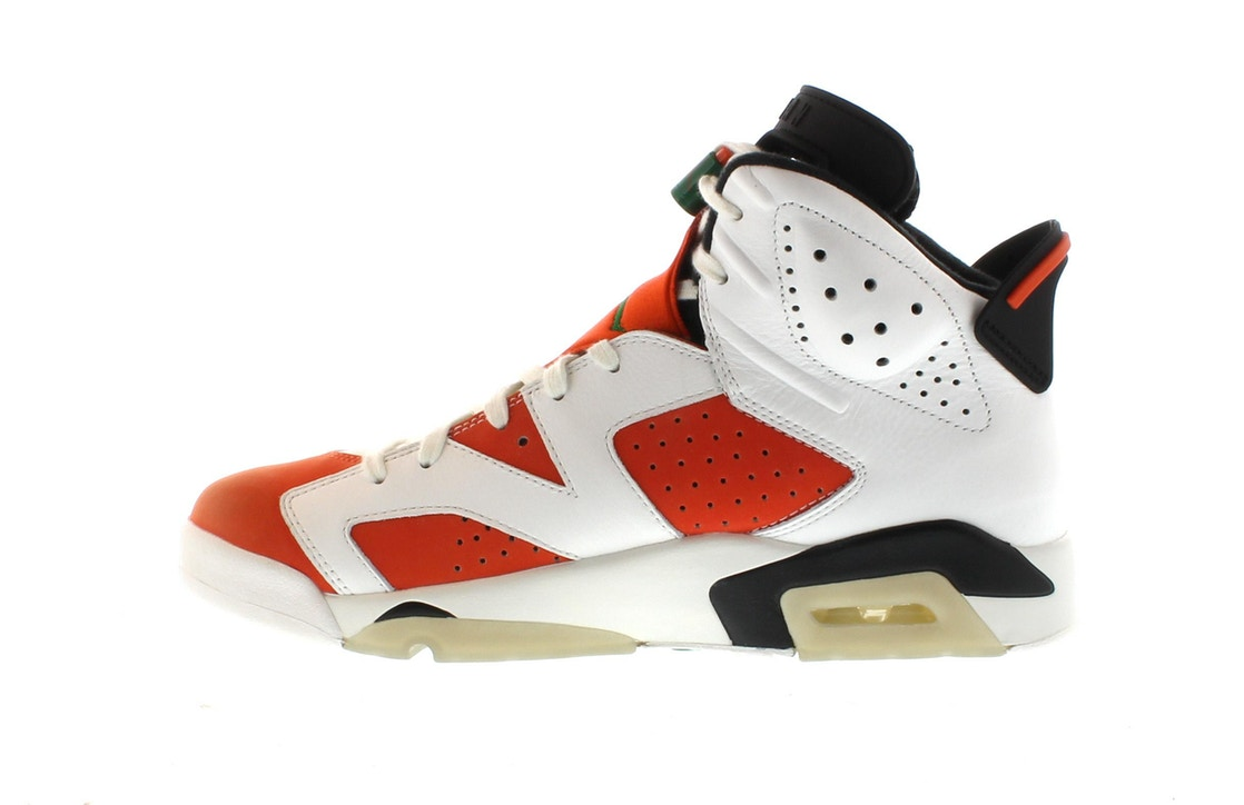 41c3625e032d3c Jordan 6 Retro Gatorade Like Mike White - 384664-145