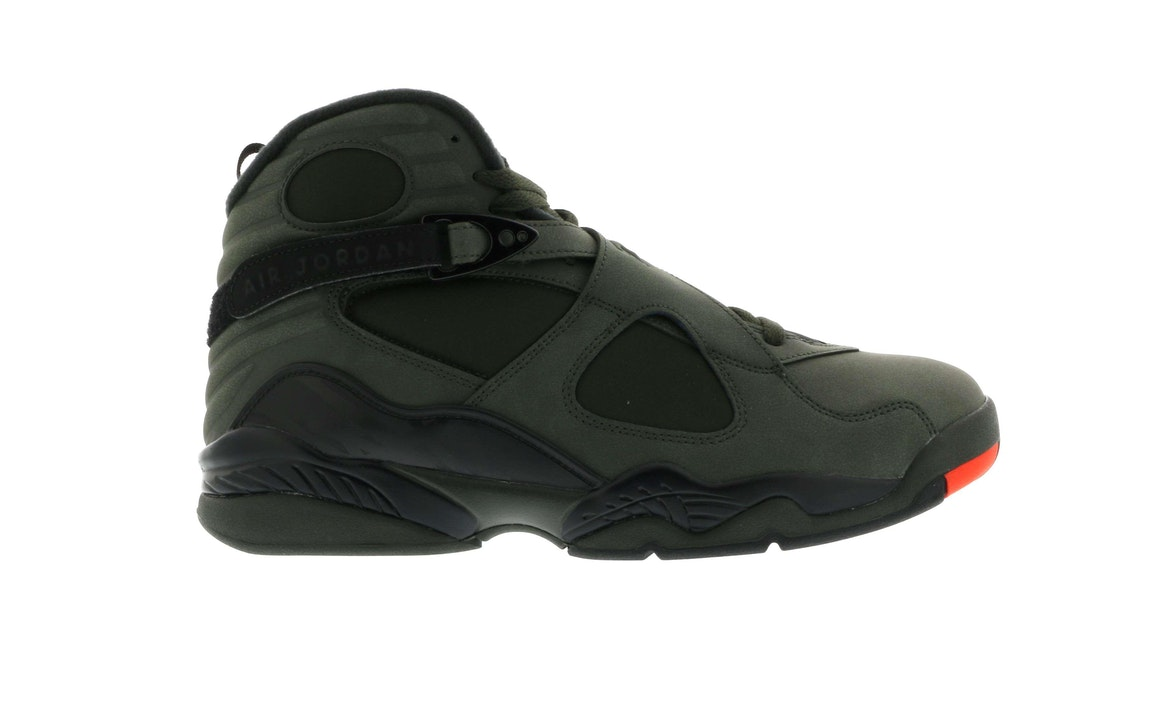 e736a9234f5237 promo code for nike air jordan 8 retro take flight sequoia 842e4 06d53