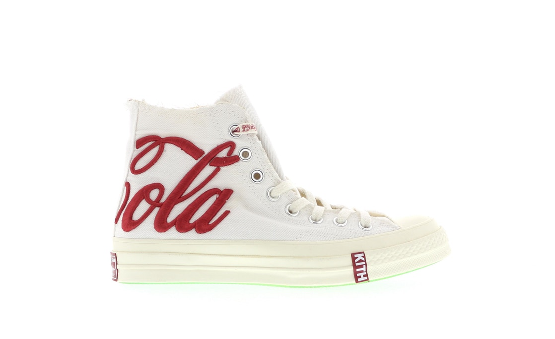 5c3f44e1cfb9 Sell. or Ask. Size  9.5. View All Bids. Converse Chuck Taylor All-Star 70s  Hi Kith Coca-Cola White