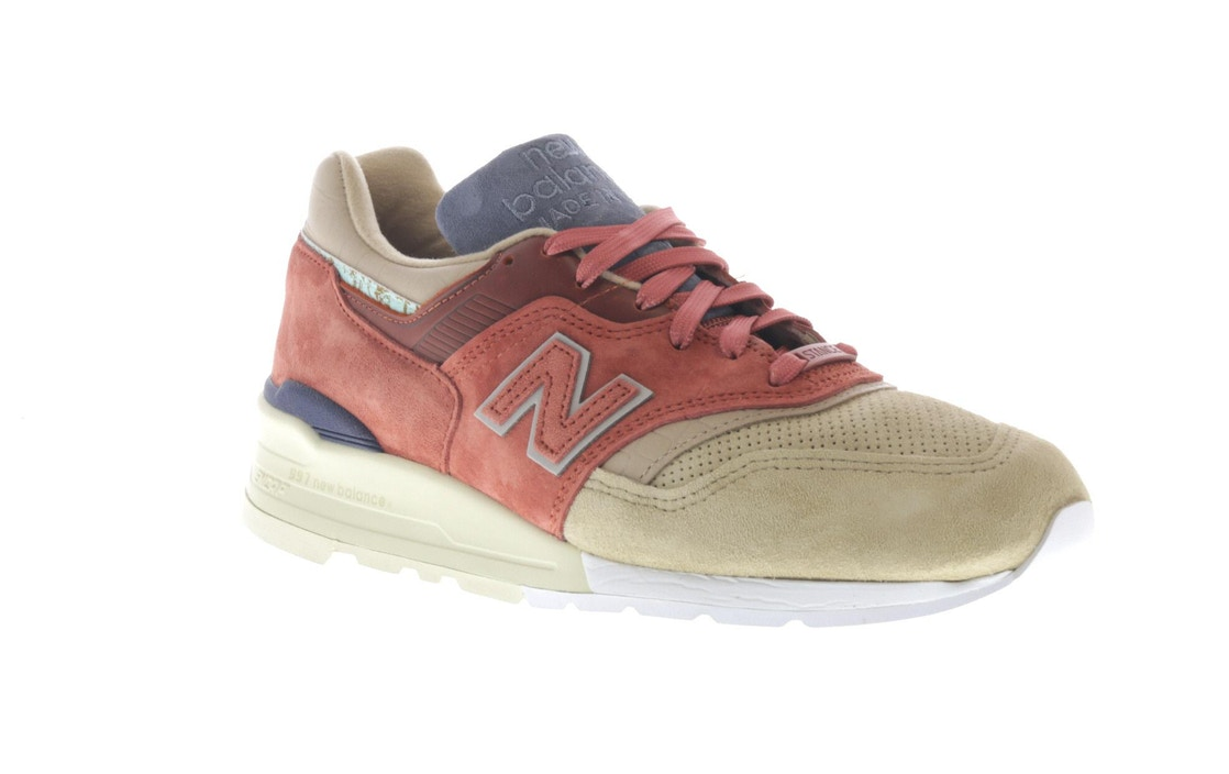 on sale 3c0a9 ce08b New Balance 997 Stance First of All
