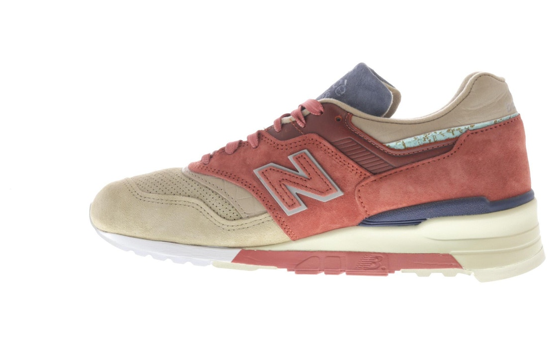 on sale 2839d 277b5 New Balance 997 Stance First of All