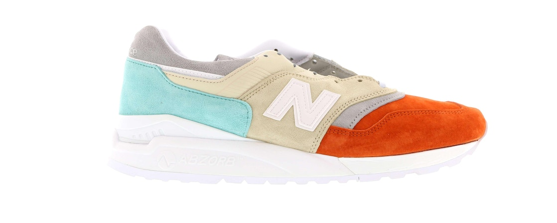 2faf7c39 Sell. or Ask. Size 8. View All Bids. New Balance 997.5 Ronnie Fieg Mykonos  Cyclades