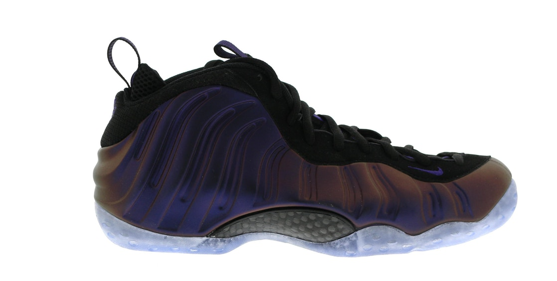 afbb70e80a7 Air Foamposite One Eggplant (2017) - 314996-008