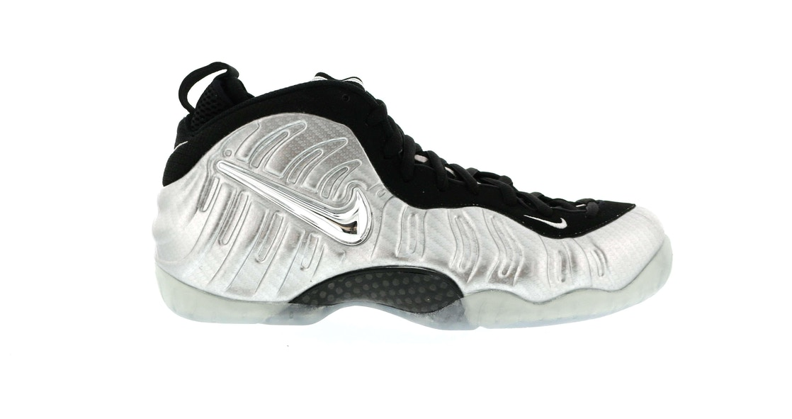 timeless design 5cf43 4e892 Air Foamposite Pro Silver Surfer - 616750-004