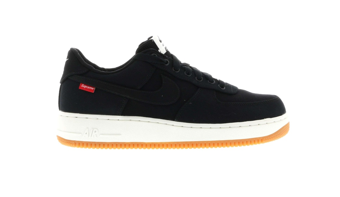3d0475f6cc415 Sell. or Ask. Size: 11. View All Bids. Air Force 1 Low Supreme Black