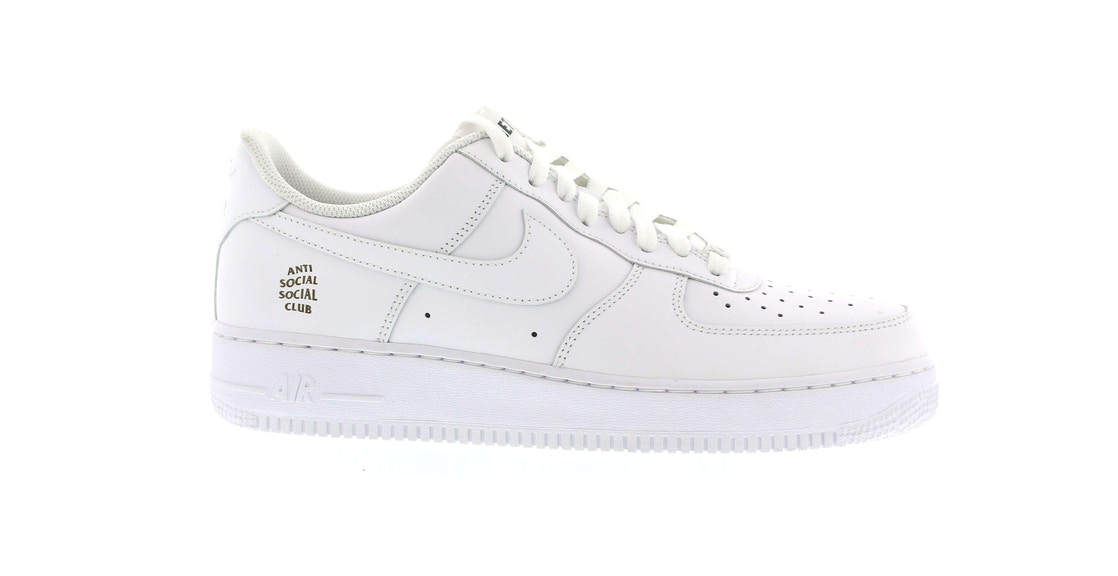 the best attitude d27c9 82e73 Sell. or Ask. Size 8. View All Bids. Air Force 1 Low Anti Social Social  Club ComplexCon Exclusive