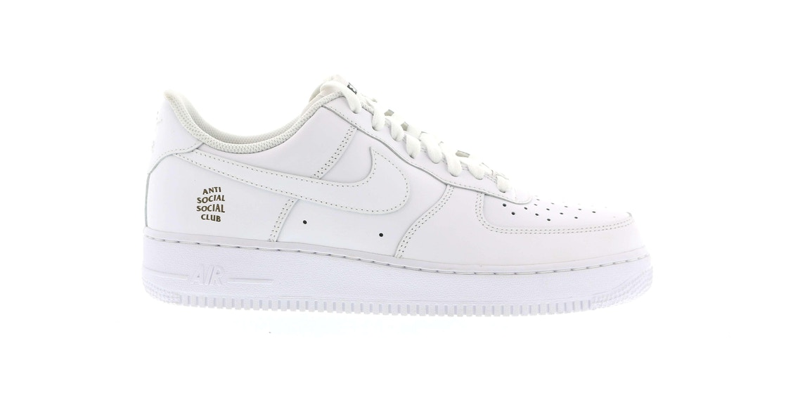 sports shoes 8f5cc 0cbe5 Air Force 1 Low Anti Social Social Club ComplexCon Exclusive - undefined