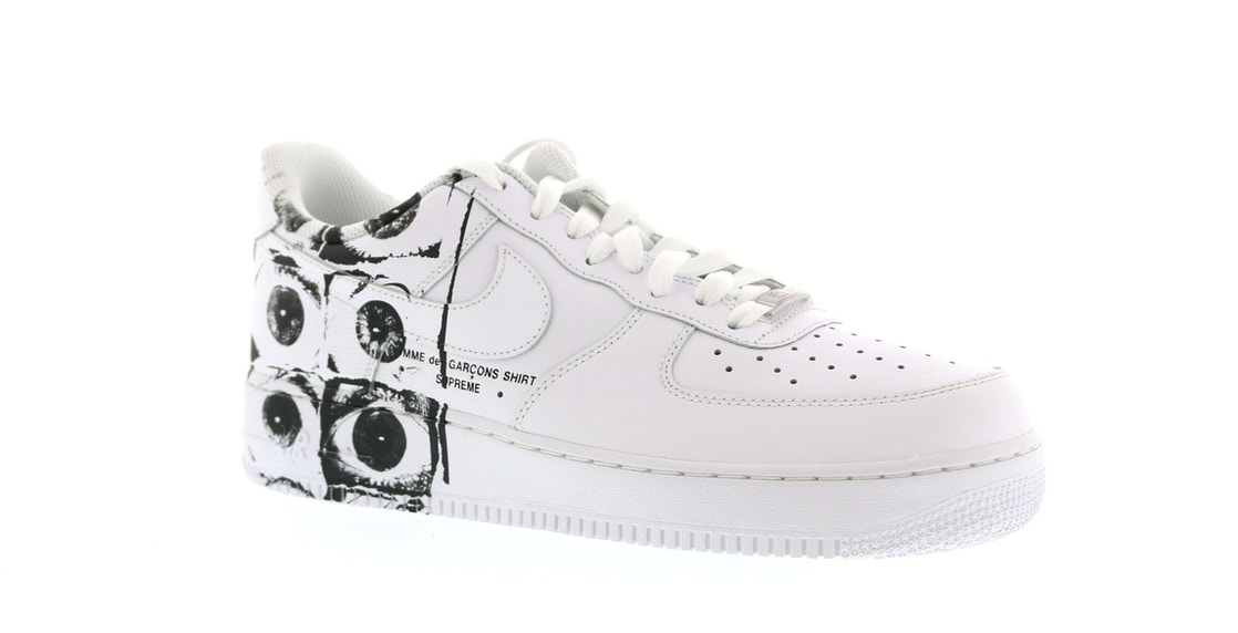 29b4bfe7c32 Air Force 1 Low Supreme Comme des Garcons Shirt - 923044-100