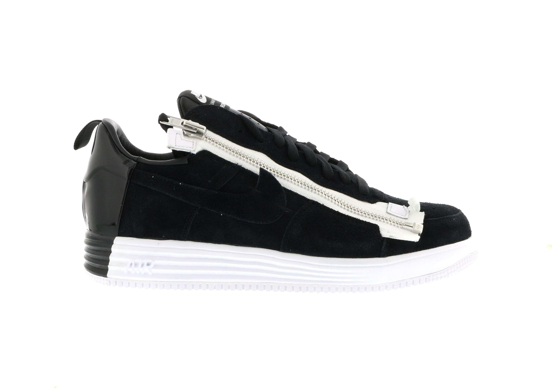 5300760bad7ca Sell. or Ask. Size 8. View All Bids. Lunar Force 1 Low Acronym Black White