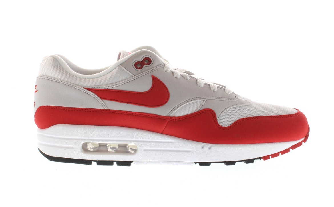 NIKE AIR MAX 1 OG RED ANNIVERSARY 2017 REVIEW YouTube