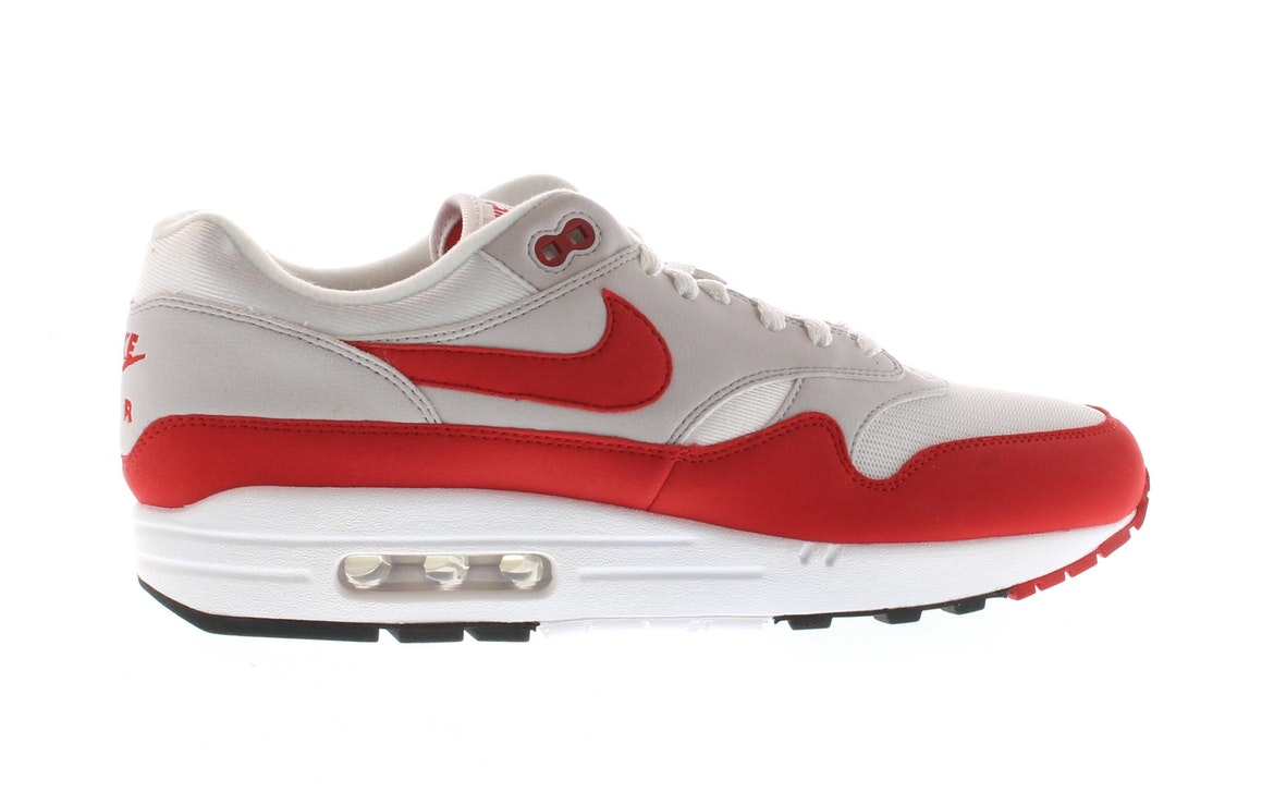 Air Max 1 Anniversary Red (2017/2018 Restock Pair)
