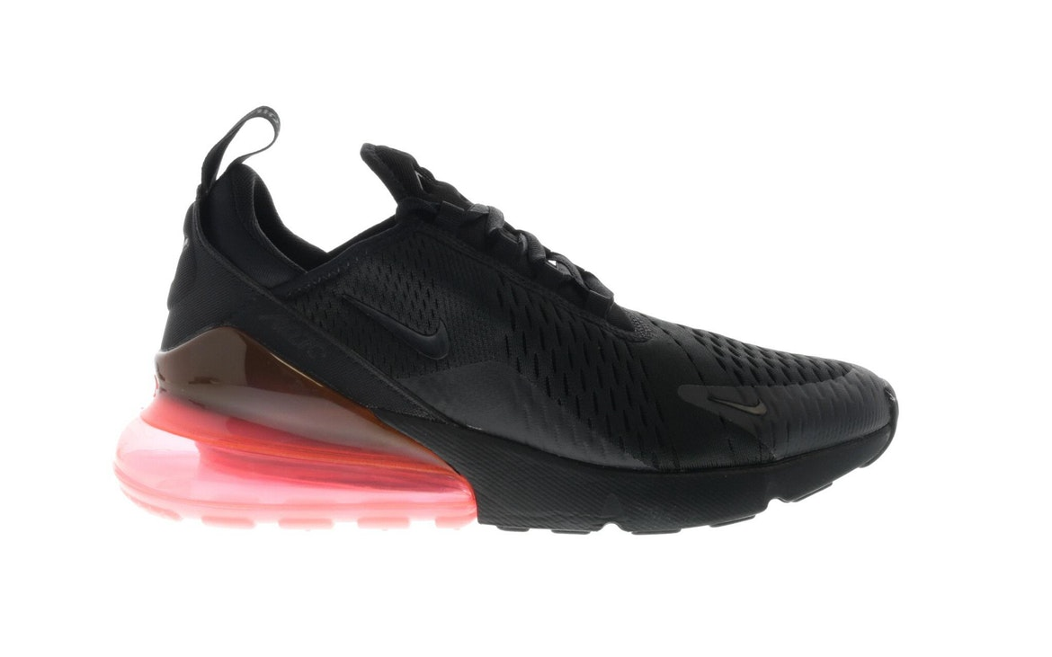 Air Max 270 Black Hot Punch