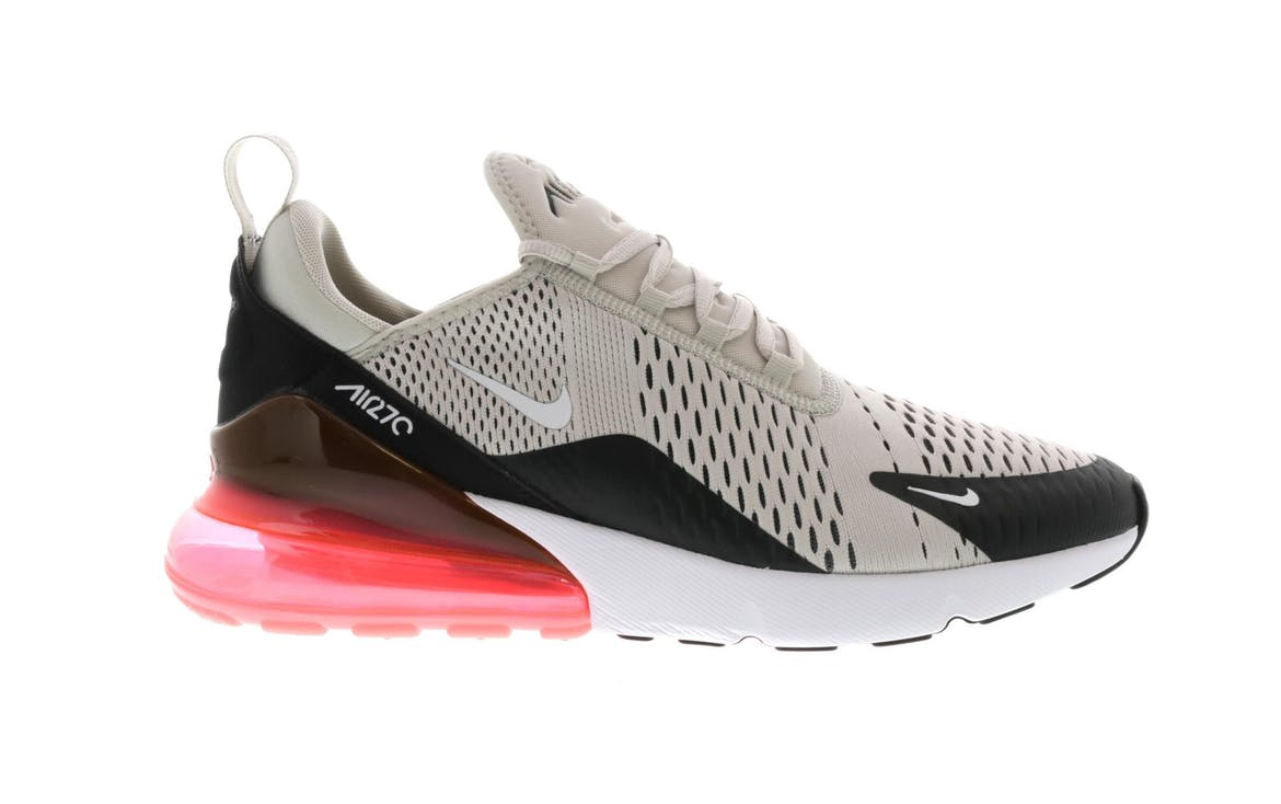 Air Max 270 Light Bone Hot Punch
