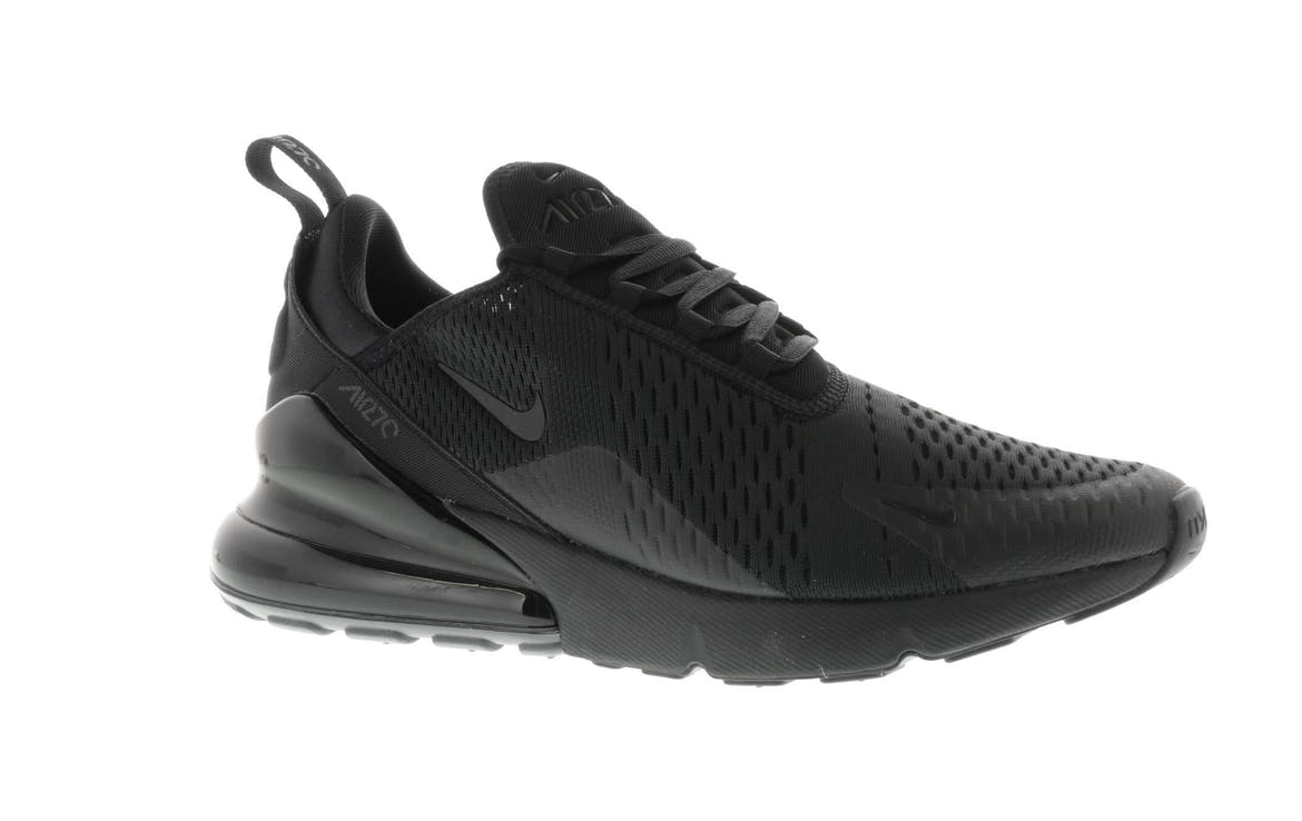 Air Max 270 Triple Black
