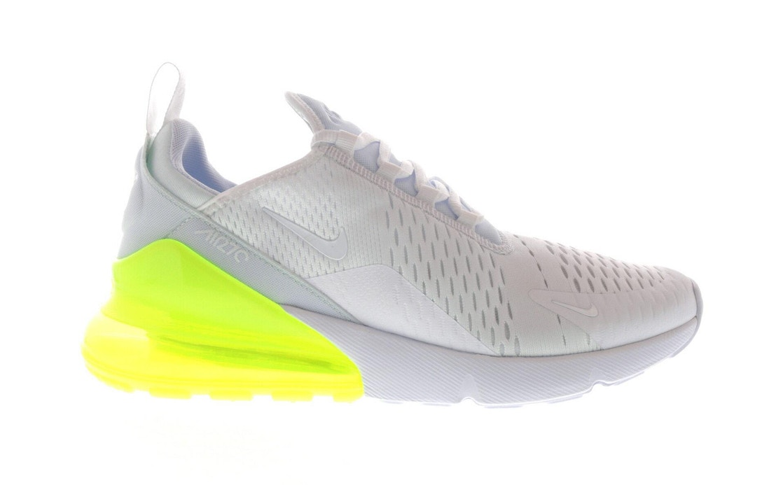 d07dcc9abe5146 Sell. or Ask. Size 7. View All Bids. Air Max 270 White Pack (Volt)