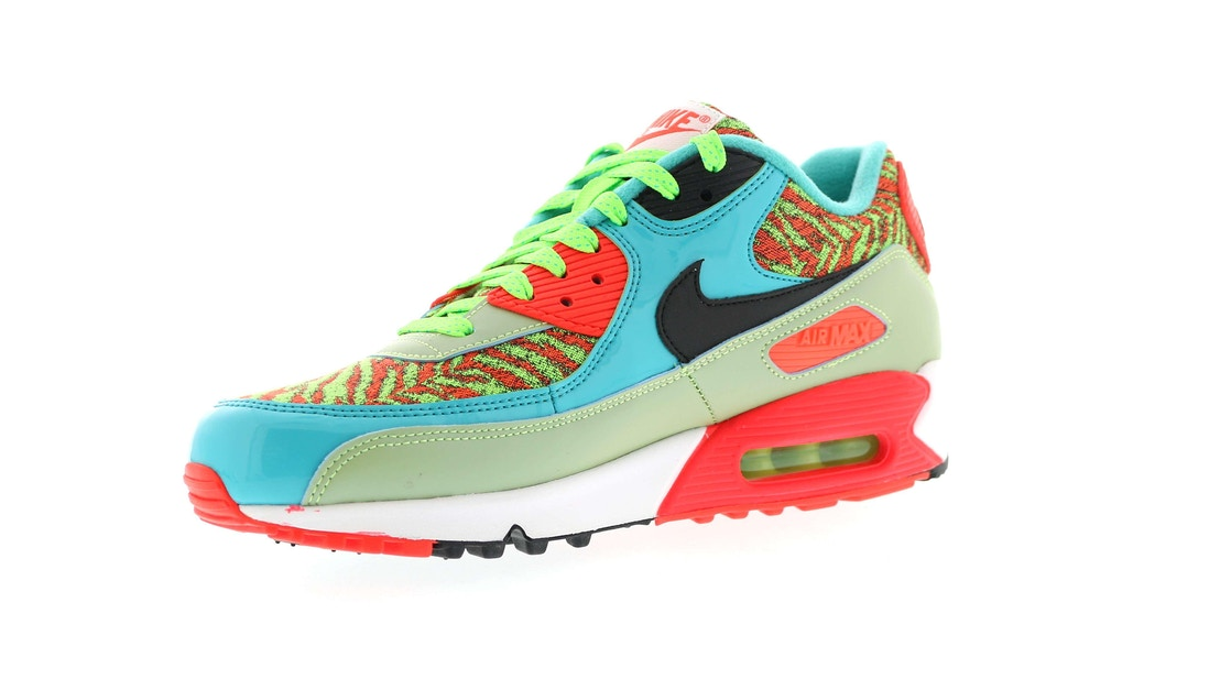 best website 186f2 5c098 Air Max 90 Flash Lime - 725235-306