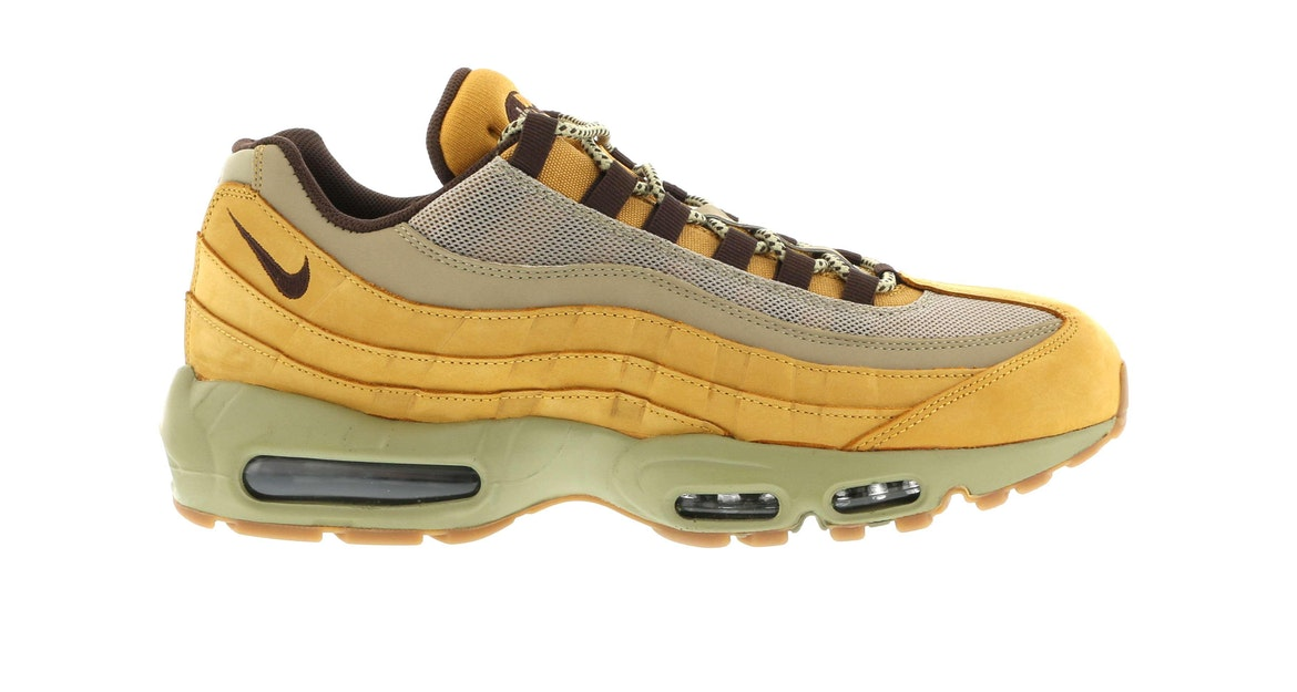 outlet store 839d4 9e598 nike air max 95 wheat