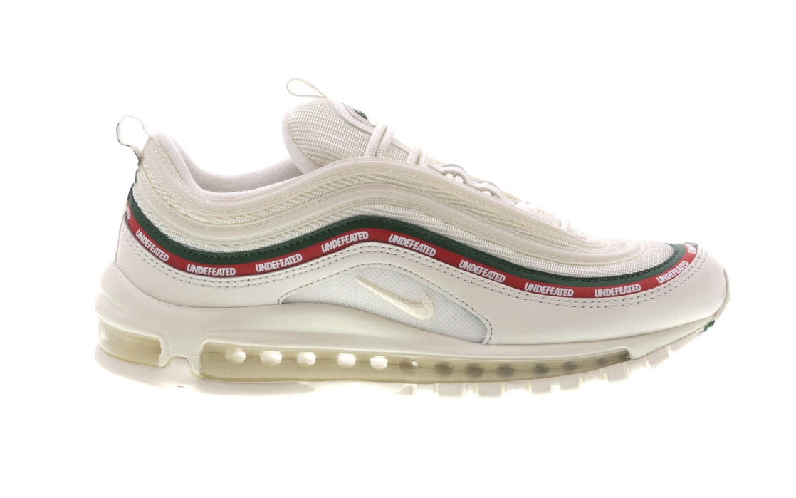 quality design 49360 e2def Air Max 97 UNDFTD White