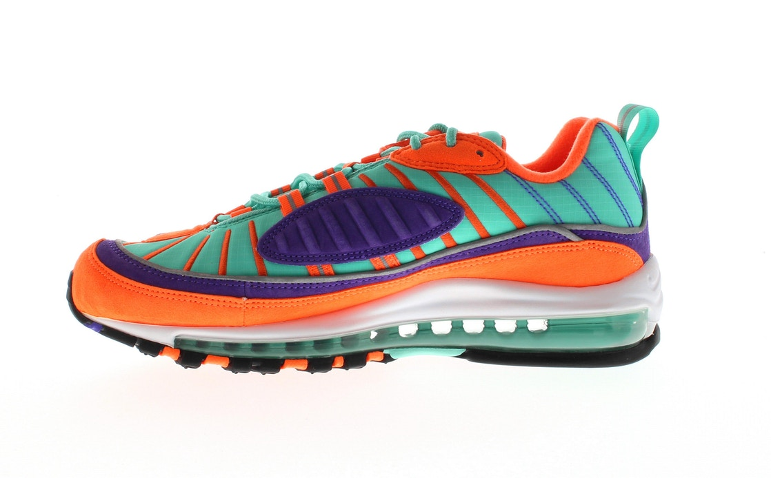 timeless design a4d7a 49b11 Air Max 98 Cone