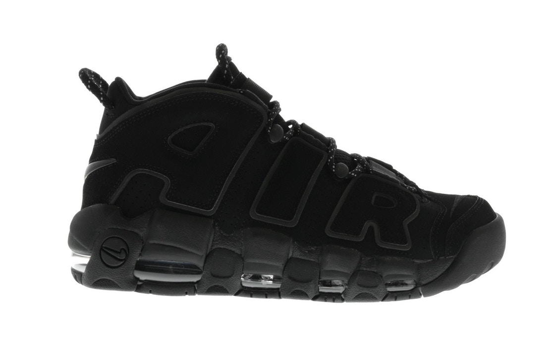 save off 3f44e 59a79 Sell. or Ask. Size 9. View All Bids. Air More Uptempo Black Reflective ...