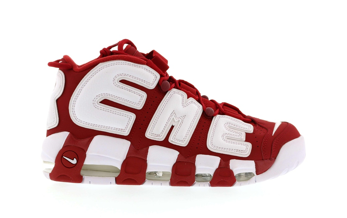 Sell. or Ask. Size 6. View All Bids. Air More Uptempo Supreme
