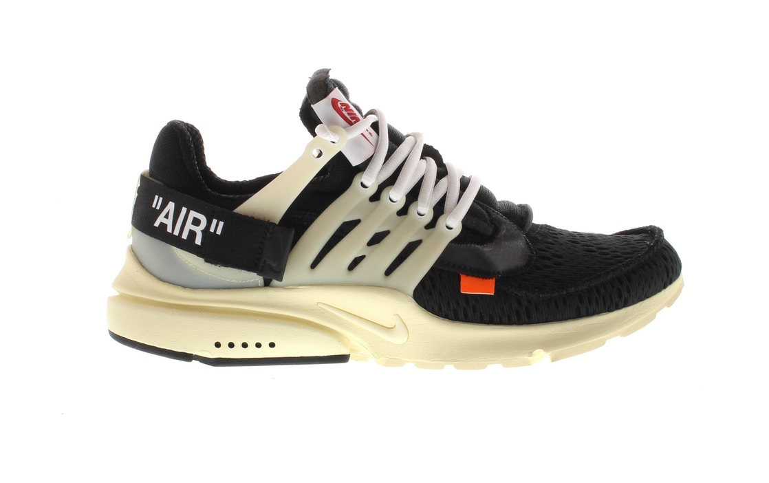 reputable site cf9b7 f5f7d Air Presto Off-White - AA3830-001