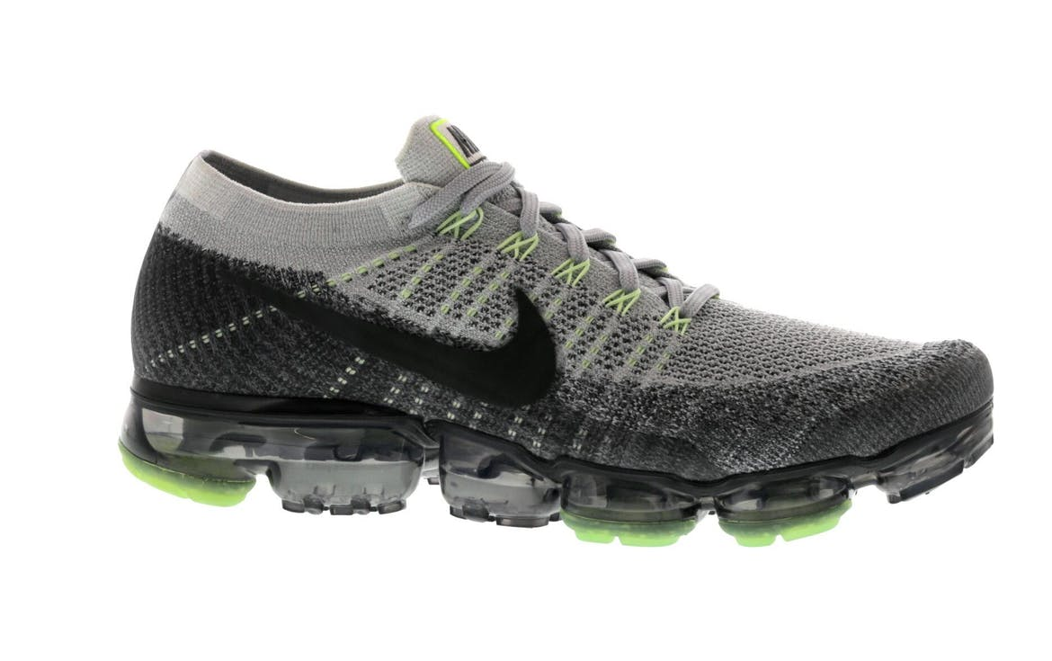 Air VaporMax Grey Neon